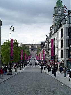 49efb02f Karl Johans gate – Wikipedia