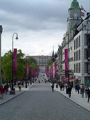 Karl Johans gate - Karl Johans gate