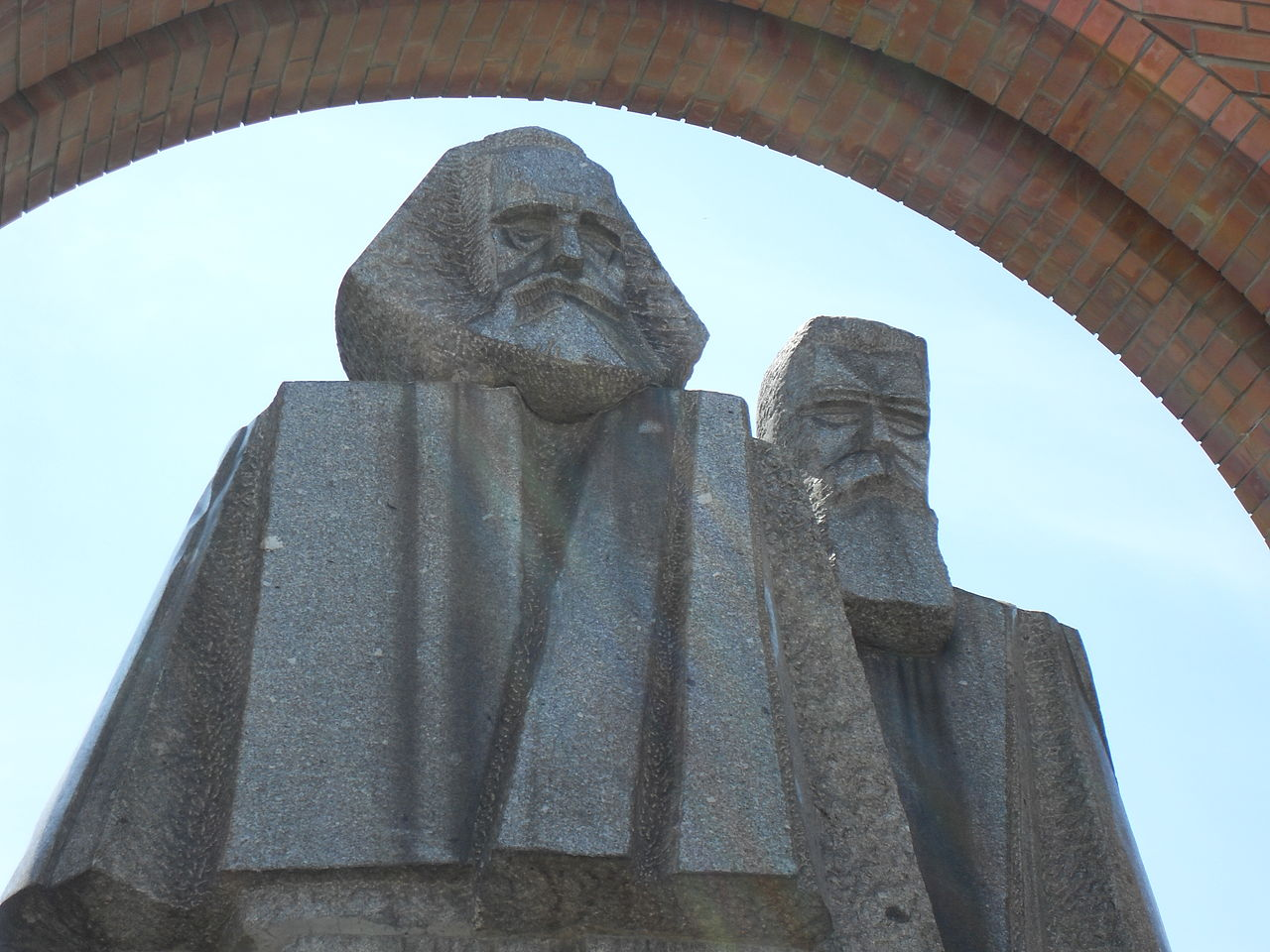 karl marx and frederick engels essay Free essay: biographies of karl marx and frederich engels karl marx and  frederich engels collaborated to introduce the liberal ideas of communism the.