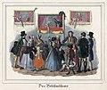 Karl Thienemann Der Jahrmarkt 1843 Das Polichineltheater.jpg