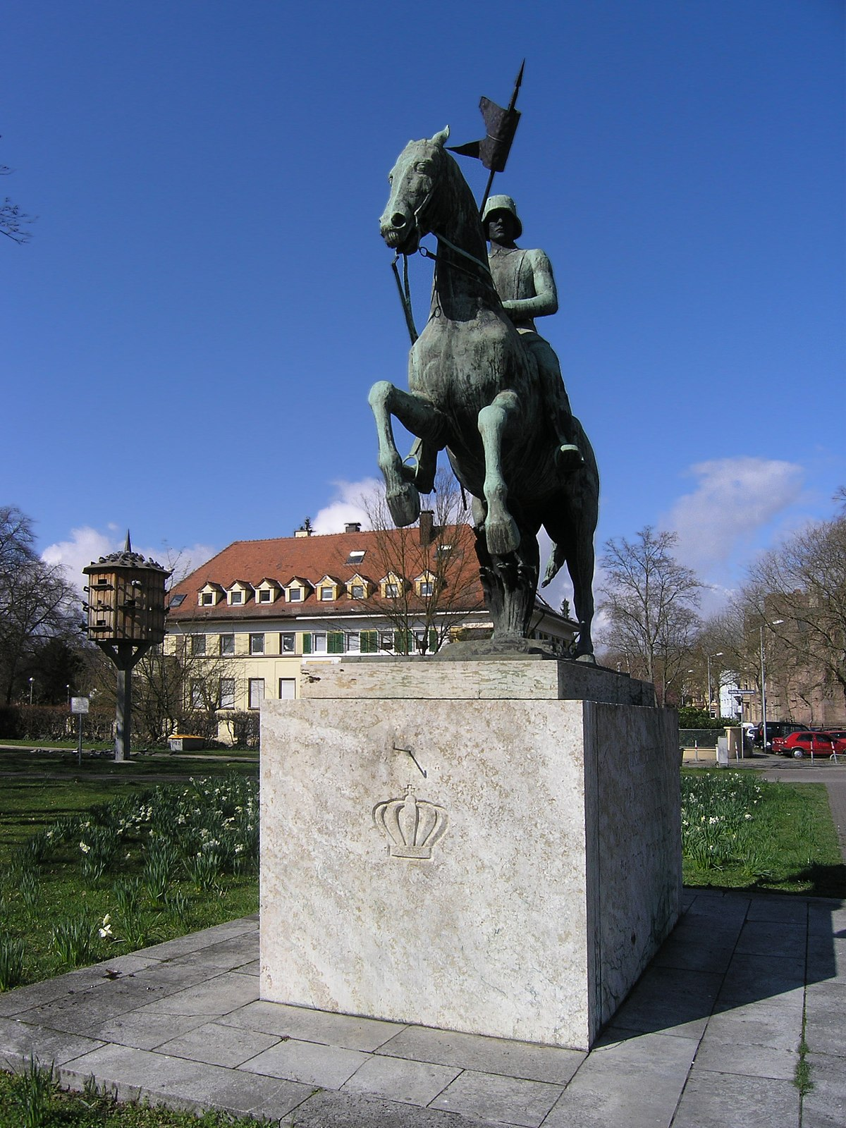 List Of Equestrian Statues In Germany Wikipedia