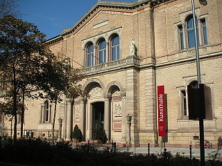 Staatliche Kunsthalle Karlsruhe museum in Karlsruhe, Germany