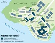 Karte Kloster Dobbertin