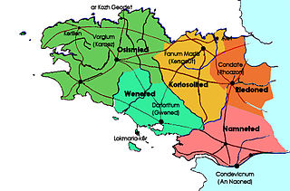 historic Celtic ethnic group