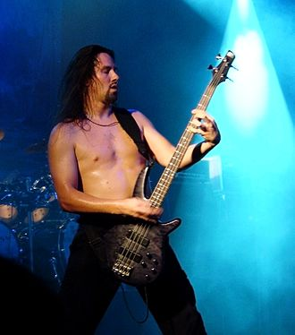 Kataklysm - Stephane Barbe, 2007