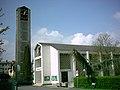 Kath. Pfarrkirche, Haberlandtweg 17.jpg