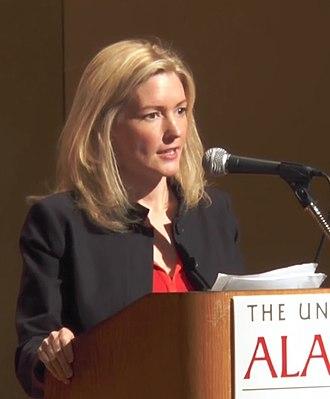 Kathryn Stockett - Kathryn Stockett speaks at the University of Alabama in 2014