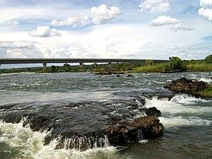 Katima Mulilo - Zambezi River