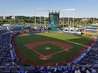 Kauffman Stadium Baseball stadium in Kansas City, MO, USA
