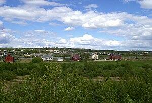 Kautokeino (village) - View of the village