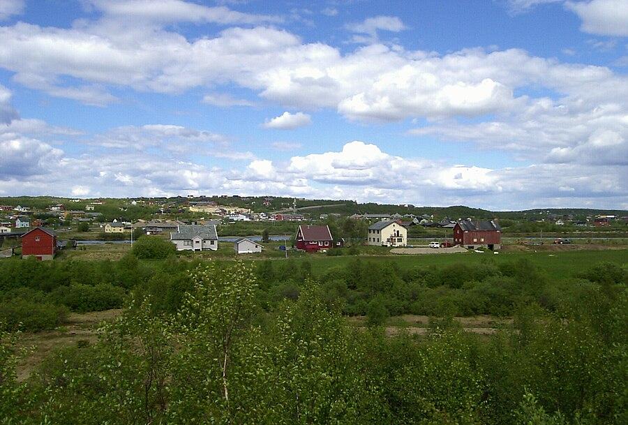 Kautokeino (village)