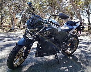 Kawasaki Z300 Wikipedia