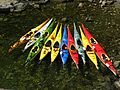 Kayaks in clear water (1368411453).jpg