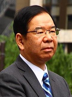 Kazuo Shii Japanese politician