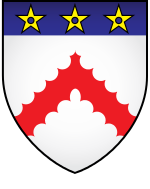Keble College Oxford Coat Of Arms.svg