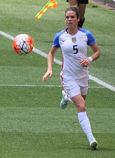 Kelley OHara American soccer player