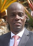 Kelly Craft poses a photo with Haitian President Moise (cropped).jpg