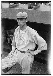 Ken Williams (baseball) American baseball player