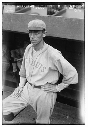 1922 St. Louis Browns season - Ken Williams