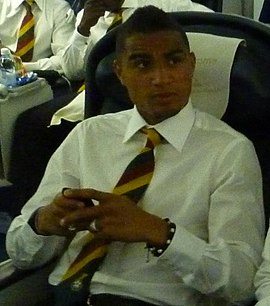 Kevin Prince Boateng jpgKevin Prince Boateng Parents
