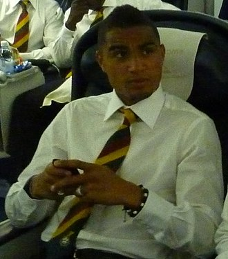 Kevin-Prince Boateng - Boateng pictured in 2013