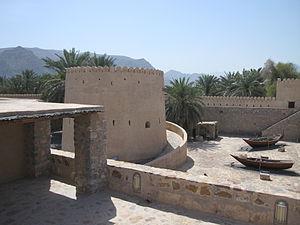 Khasab - Khasab Castle