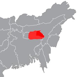 Khasi language Austroasiatic language spoken primarily in Meghalaya, India
