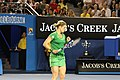 Kim Clijsters at the 2011 Australian Open1.jpg