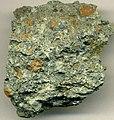 Kimberlite (Morin Kimberlite Pipe, Témiscamingue Kimberlite Field; gravel pit near Lac des Quinze, Témiscamingue County, Quebec, Canada) 1.jpg