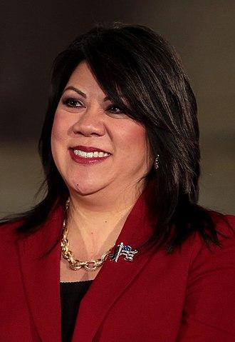 State Treasurer of Arizona - Image: Kimberly Yee by Gage Skidmore 2