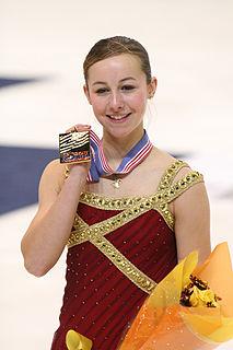 Kimmie Meissner American figure skater