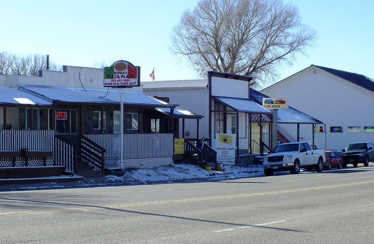 Kiowa, Colorado - Wikipedia