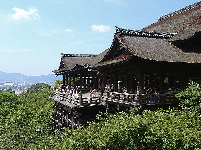 Kiyomizu Temple - 01