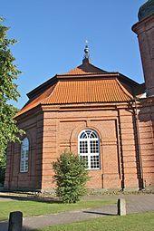 Kirche Großenaspe