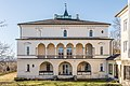 Klagenfurt Welzenegg Krastowitz 1 Schloss Krastowitz Arkaden 27122016 5875.jpg