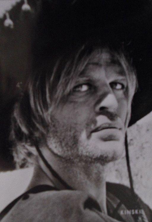 Klaus Kinski - Per un pugno di dollari