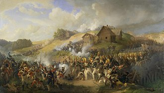 Battle of Klyastitsy - Battle of Klyastitsy, by Peter von Hess