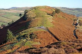 Battle of Drumchatt (1497) - Image: Knockfarrel, Strathpeffer geograph.org.uk 1574003