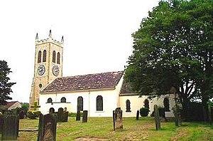 Knottingley - St Botolph's Church