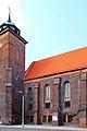 Kościół św. Ducha (obecnie muzeum miejskie) w Raciborzu 2.JPG