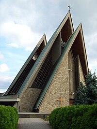 Kościół w Węgierskiej Górce.JPG