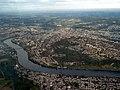Koblenz zwischen Mosel und Rhein - panoramio.jpg