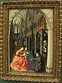 Konrad witz (bottega), sacra conversazione, 1446-48, Q4.JPG