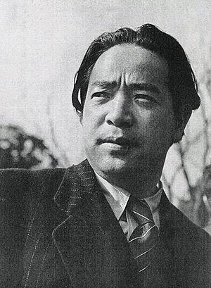 Isamu Kosugi - Isamu Kosugi in 1938