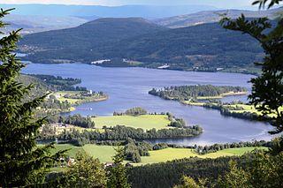 Krødsherad Municipality in Buskerud, Norway