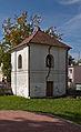Krasnosielc church st John Kanty belfry.jpg