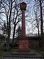 Kriegerdenkmal 1914-18 MarburgerJäger vorne.JPG
