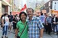 Kristyn Wong-Tam at Labour Day Parade - 2015 (21265491662).jpg