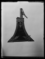 Kruthorn av tidig militär typ för hakeskyttar och musketerare, Tyskland, 1500-talets senare hälft - Livrustkammaren - 27854.tif