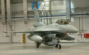 F-16C block 52+ #4044 of Polish Air Force, 31s...